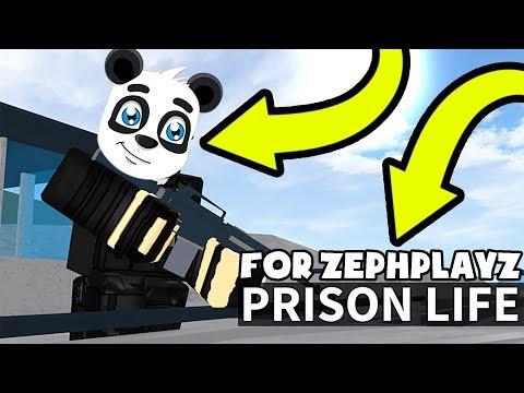 THE GHOST GIVES ME INFORMATION ABOUT JOHN DOE!! | Roblox Prison Life from YouTube · Duration:  51 minutes 29 seconds