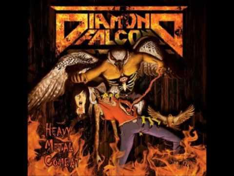 Diamond Falcon - Heavy Metal Combat (2014)