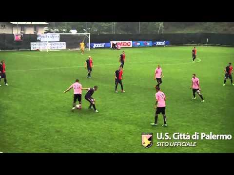Video imperdible: el Mudo Vázquez tiró tres caños en la misma jugada