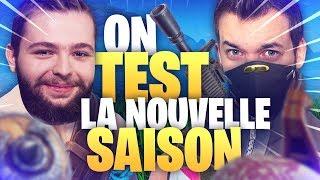 ON TEST LA NOUVELLE SAISON ! ft MICKALOW, AKYTIO & BLATTY