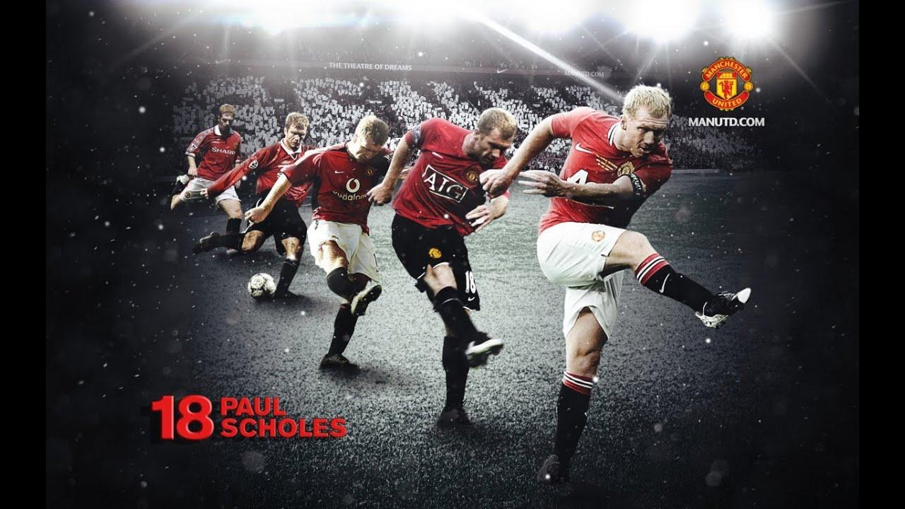 Download Paul Scholes  :: Best Goals Ever ::  HD