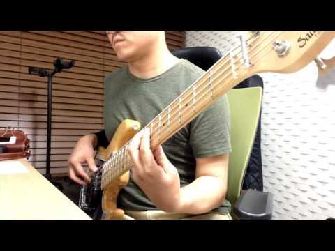 Bali Run -Fourplay- (Bass Cover)