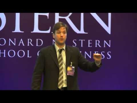 Innovation, Globalization, and Small Data 3 topics, 3 NYU Stern Professors, 30 minutes each