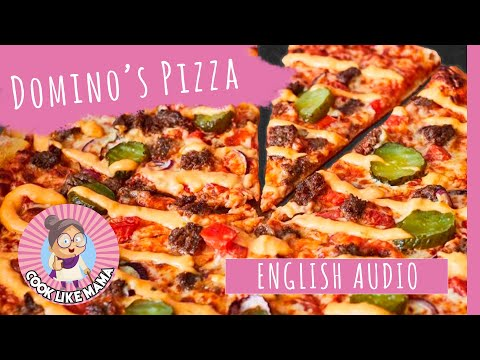 Domino's Pizza Recipe | How to Make Domino's Pizza at Home | Pizza Dough Recipe Dominos Style