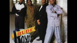 The Rude Boys-Are you lonely for me