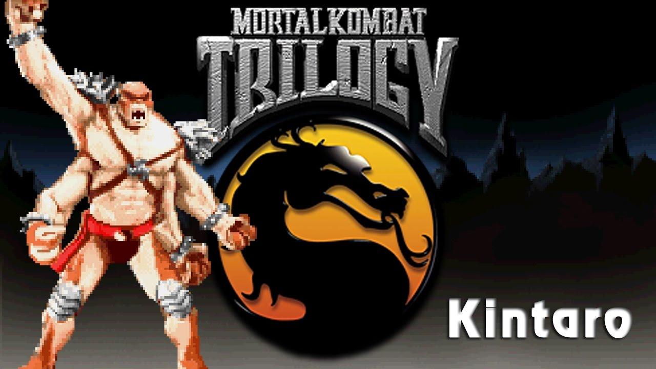 Mortal Kombat Trilogy Kintaro