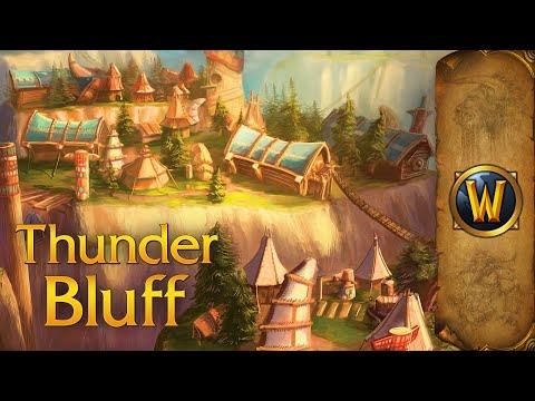 World of Warcraft - Music & Ambience - Thunder Bluff