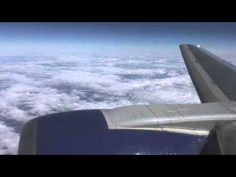 British Airways Boeing 737-400 | Turin to Gatwick | Takeoff and Landing - BA2575