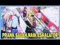 Wow Prank Salah Naik Eskalator Nyampe Jatuh Ngakak Masteran(.mp3 .mp4) Mp3 - Mp4 Download