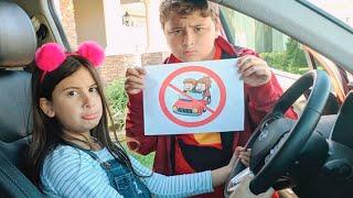 Gambar cover Regras de conduta para criança com Maria Clara e JP ♥ Мария и правила поведения для детей