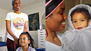 FAMILY VLOG // MY DAUGHTER DOESN'T WANT ME TO BE HER MUM LOLLL...