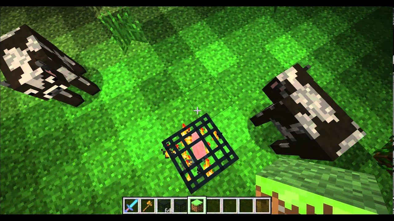 Minecraft - Энергия - 45 - Рассадник монстров как сделать ...