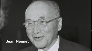 Founding fathers of the European Union: Jean Monnet