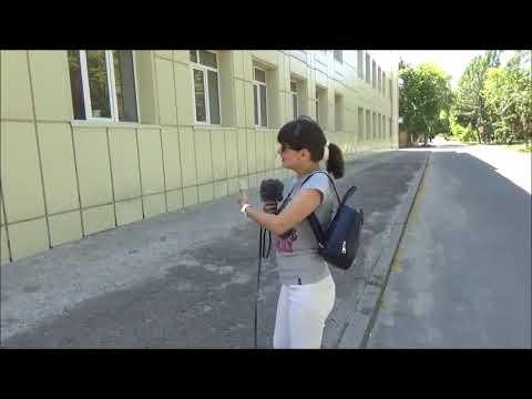 Lugansk 17 juli 2018