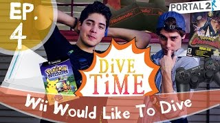 Dive Time Ep. 4 - Wii Would Like To Dive