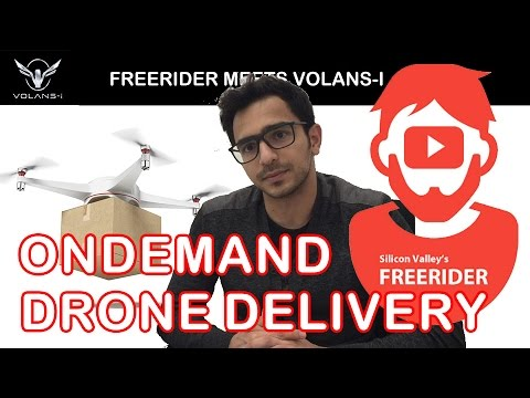#52/ONDEMAND DRONE DELIVERY - VOLANSI HANNAN