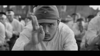 Фрагмент фильма 'Город жизни и смерти'  торжество в честь захвата Нанкина, столицы Китая