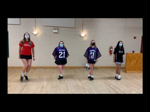 Irish Dance Club - The Academy of the Holy Cross