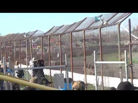 Genesee Speedway Spring Enduro 4-22-17 Part 1 of 2