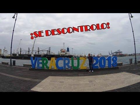 VERACRUZ-BOCA DEL RIO 2018 | ¡SE DESCONTROLÓ!