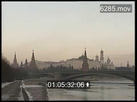 Moscow 1990 (archival footage)