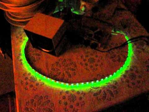 Самодельная LED цветомузыка 2!