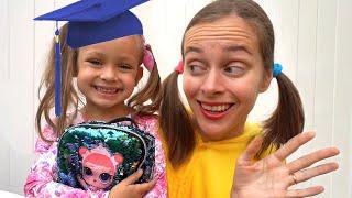 First Day of School | Nursery Rhymes & Kids Songs