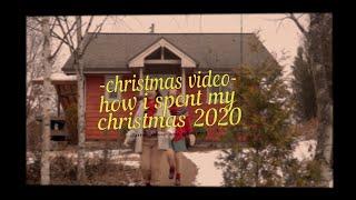 how i spent my christmas 2020끝…