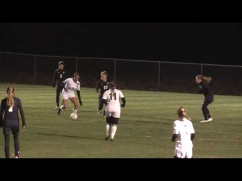 Chazy - Lake Placid Girls D Semi-Final  10-25-16