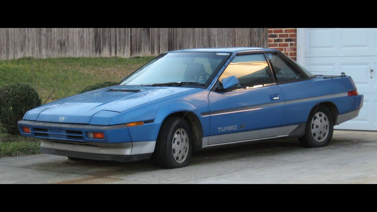Great Greatest Sports Cars Of The U002770s And U002780s   Subaru XT