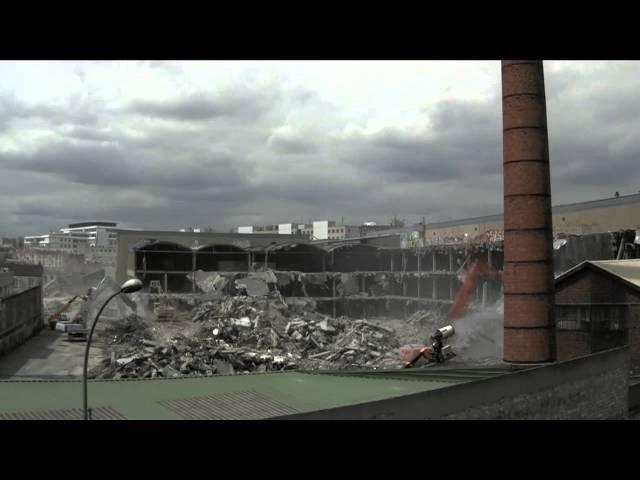 Suivi de Chantier vidéo Time Lapse - Ivry Confluence - SADEV