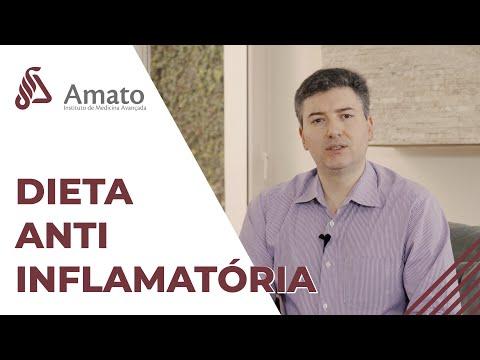 O que é a Dieta antiinflamatória?
