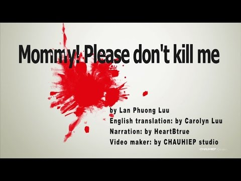 Pro-life video: Mommy! Please don't kill me.