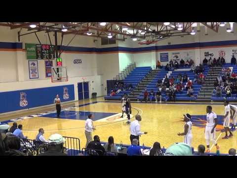 #2 Georgia Highlands College Chargers vs. #14 Chatt Tech Eagles