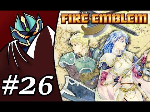 Let's Play Fire Emblem: Blazing Sword Chapter 25  Part 2 (BLAZEPLAYS)