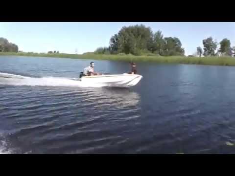 Кайман 300 Тримаран  Мотор 10л.с.