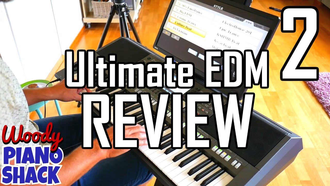 Jan 39 s ultimate edm styles expansion pack for yamaha psr for Yamaha expansion pack