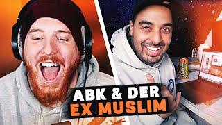 Unge REAGIERT auf Ex Muslim wird Shisha Star 🚭 ungespielt Reaktion