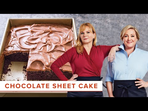 How To Make The Best Classic Chocolate Sheet Cake