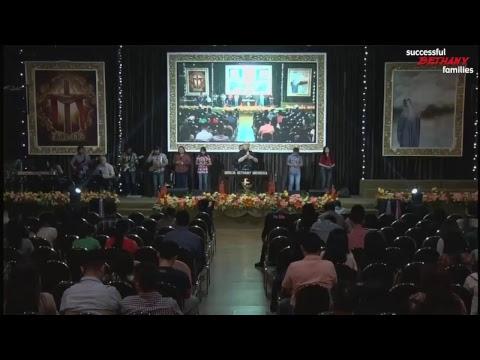 Ibadah Raya V Gereja Bethany Malang, 11 Juni 2017 - Pdt. George Anton
