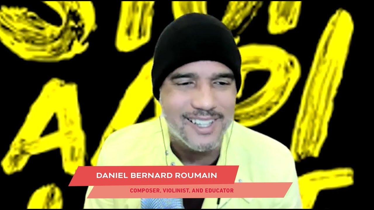 Artwork representing DSO Digital Concert Conversations: Daniel Bernard Roumain