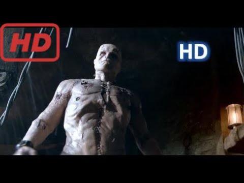 Victor Frankenstein 2015_Frankenstein's Monster Angry  Carolyn