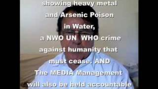 NWO already controlling population with poisoned water and air