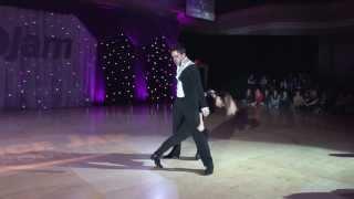 MADjam 2014 Classic Jordan Frisbee & Tatiana Mollmann