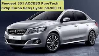 2017-18 En Ucuz 11 Araba Model ve Fiyat Listesi