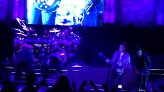 """AVENGED SEVENFOLD - NIGHTMARE - """"LIVE"""" ROCKSTAR MAYHEM 2014 SAN BERNARDINO CA 7-5-2014"""