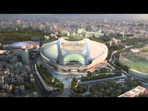 Zaha Hadid Architects and Arup Sports: New Japan National Stadium Explanatory Video