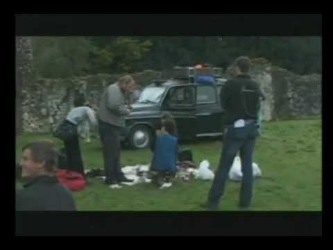 28 Days Later - Behind the scenes - B Roll