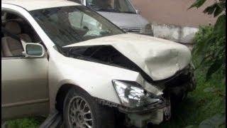 Будущий полицейский устроил масштабную аварию.MestoproTV
