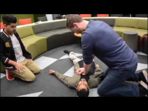 Cardiopulmonary resuscitation (CPR) By Saeed and Dan